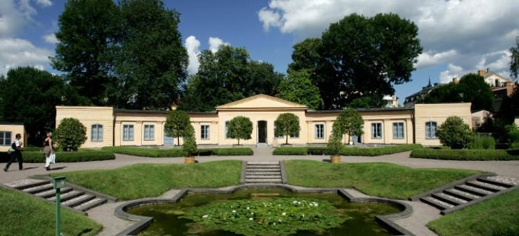 Carolinaparkenengelska Parken Linnés Uppsalalinnés Uppsala